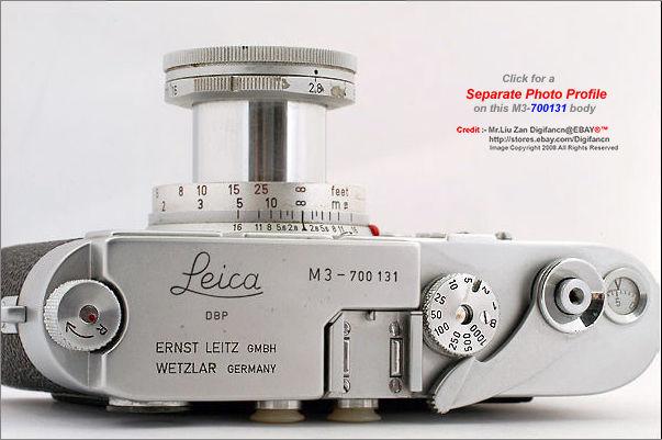 leica m3 serial numbers