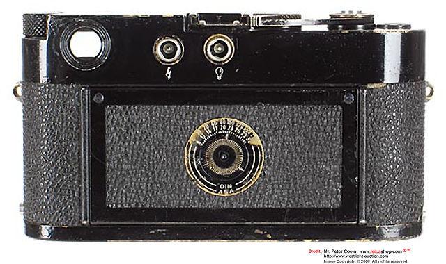 Leica m3 camera specs