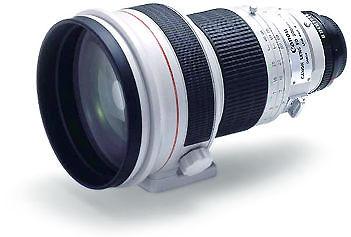 Canon Fd 200mm Lenses