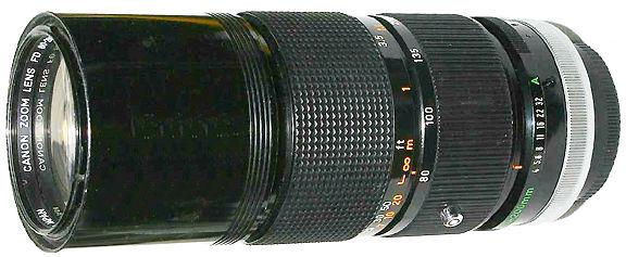 canon fd zoom 80 200 f4 0 rh mir com my All Canon Cameras Canon 80C