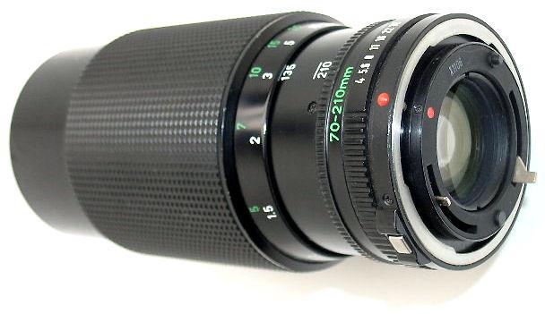 Manual focus lenses 70-200mm focal | ebay.