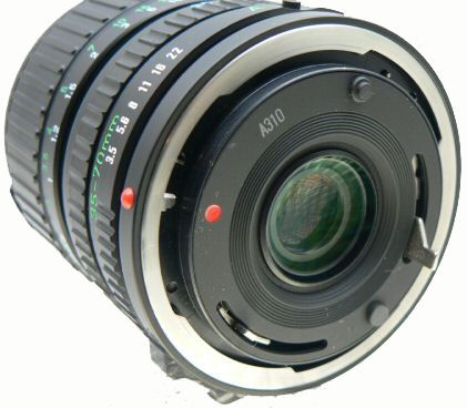 Re: Know of any Canon R-Mount to Nikon F-Mount Adapter