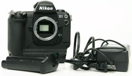 Credit : Marketing brochures for the original Nikon D1 and the
