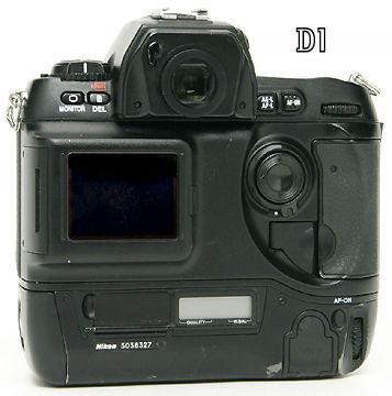 Additional information on Nikon D1 & D1H Digital Still SLR camera ...