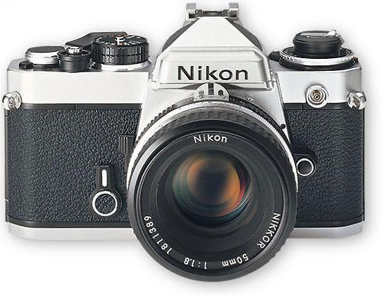 Nikon serial numbers