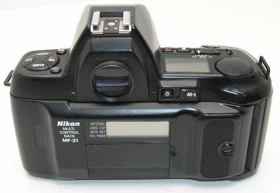 technical specification for nikon f801s n8008s slr camera rh mir com my Sample Photos Nikon 8008 nikon n8008s manual