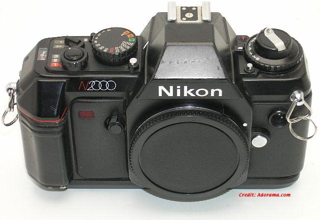 nikon slr models 1984 1986 rh mir com my Nikon N2020 AF Camera Nikon 2020 Film Camera