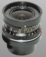 Schneider 21mm Super Angulon f/3.4