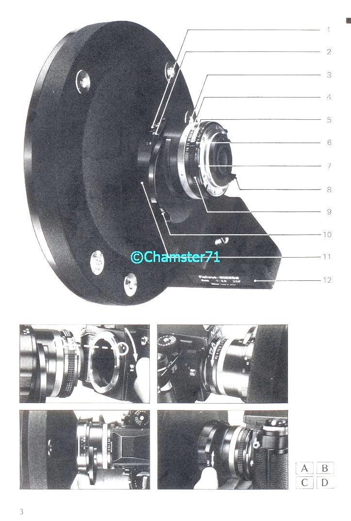 af micro nikkor 105mm f 2.8 d user manual