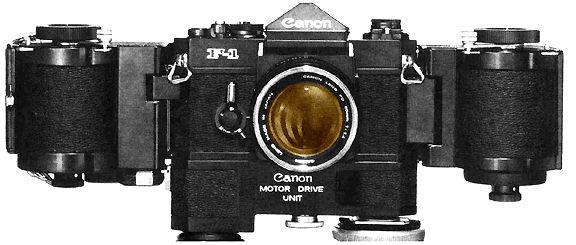 Canon F 1 System Accessories