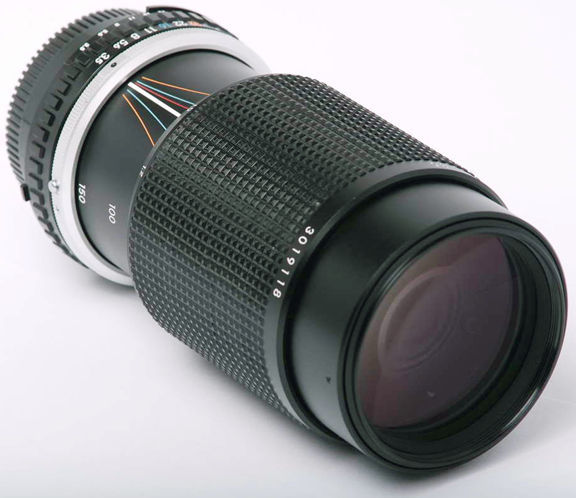 Nikon Series E 70-150mm f/3.5 Ai-S zoom lens
