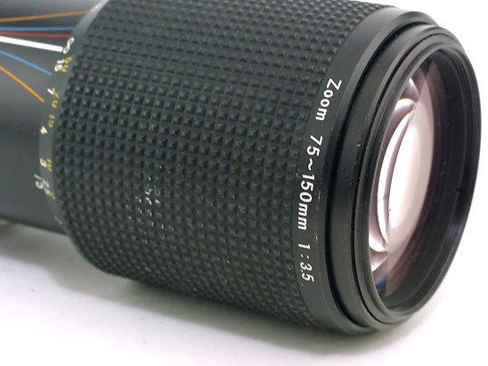 Nikon Series E zoom lens 70-150mm f/3.5 by Shutterblade Team