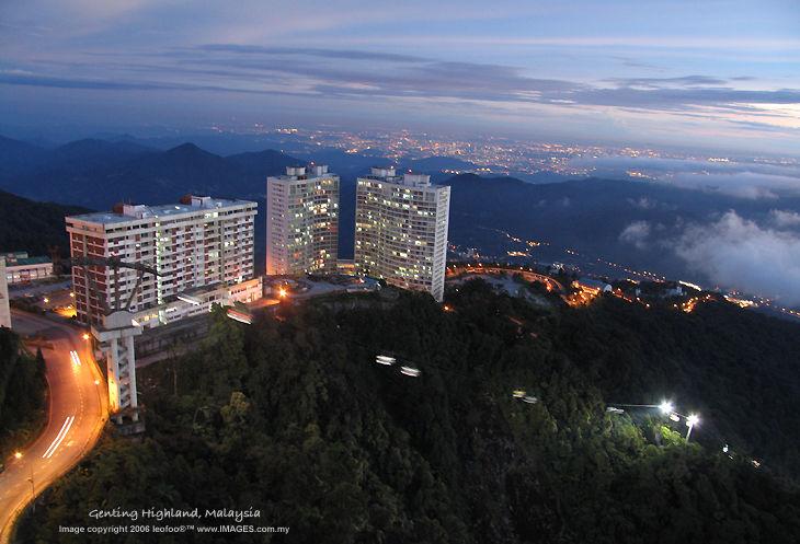 Genting Highland, Malaysia (88k) Loading ....