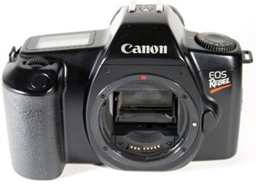 canon eos 1000 rebel af slr camera index page rh mir com my