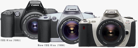 Canon Eos-500n Or Eos-rebel G    New Kiss