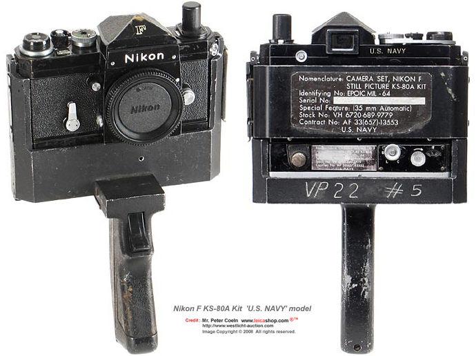 Nikon F Special Models