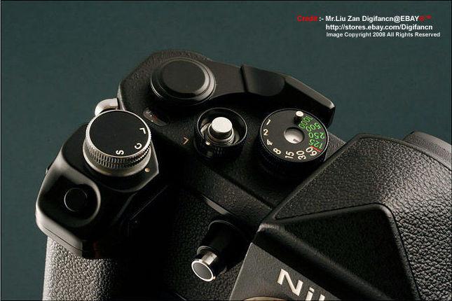 Nikon F2H - High Speed Motor Drive camera w/MD-100
