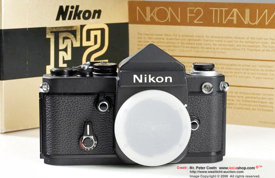 Nikon F2/T without the