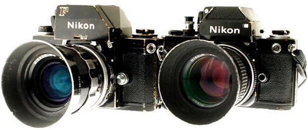 History & Background of Nikon F2 SLR cameras