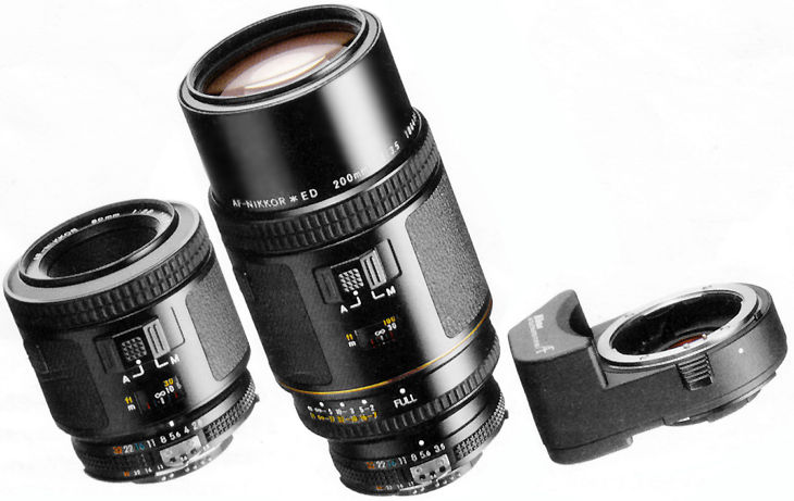 Nikon eyeglass lenses from Visions of Canada