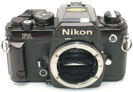 nikon fa part i rh mir com my Nikon FA Camera Review nikon fa camera instruction manual