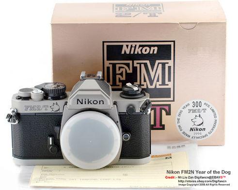 Nikon fe serial number years