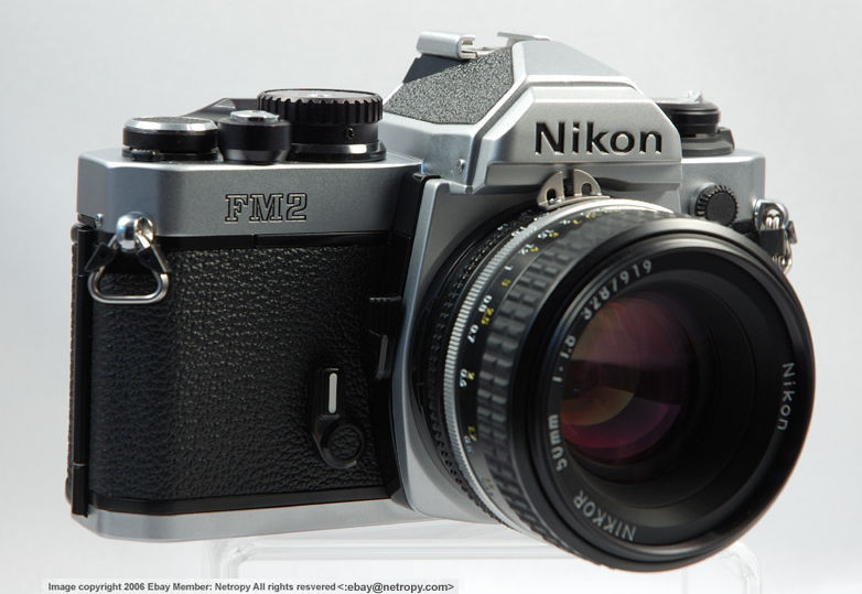 A year with the Nikon FM2n - Daniel J. Schneider