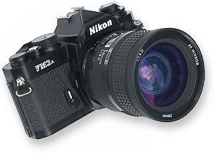 nikon fm3a slr camera instruction manual part 1 rh mir com my nikon fm3a user manual pdf nikon fm3a manual focus or autofocus