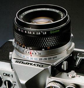 Convert olympus lenses to nikon