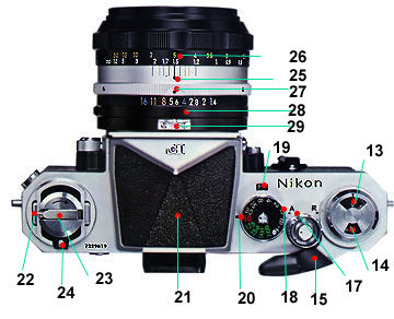 nikon f instruction manual rh mir com my Nikon Coolpix Camera Manual nikon fe camera manual