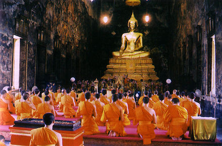Phra ubosot #