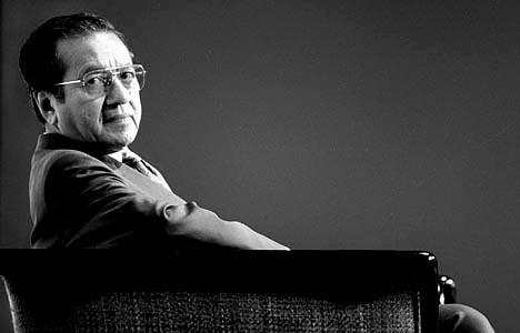 foto Tun Mahathir