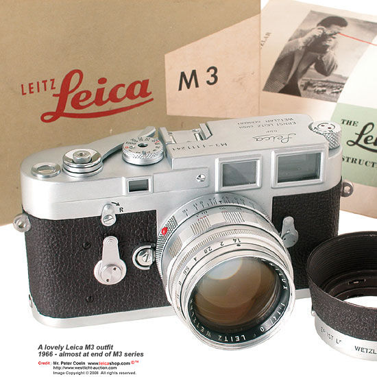 profile on series of leica m3 single stroke rangefinder camera rh mir com my Leica M5 1954 leica m3 instruction manual