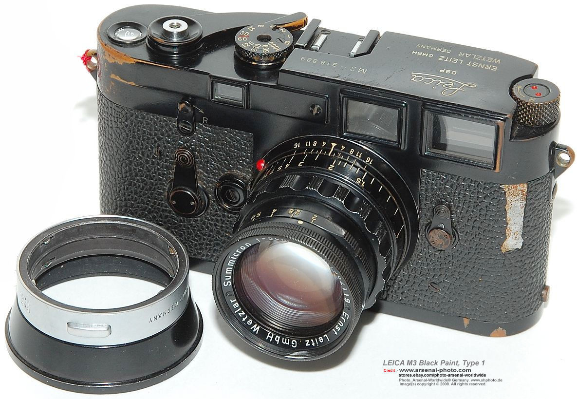 leica m3 black rangefinder camera model s index page rh mir com my leica m3 operating manual Leica M10