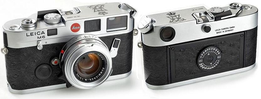 Leica m6 occasion
