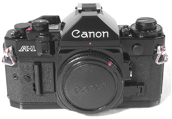 Canon Ai from the top