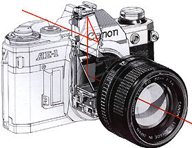 The Canon Ae 1 Specifications