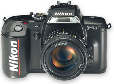 Nikon F401x N5005 Technical Specifications border=