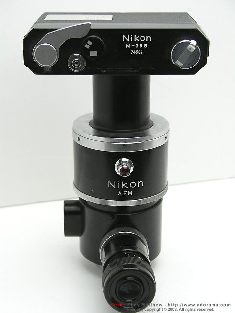 Nikon M35s microscope camera - Index Page