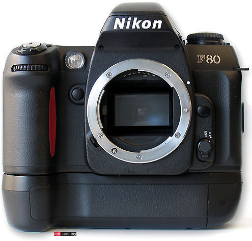 nikon f80 n80 custom settings lens compatibility rh mir com my Canon A-1 User Manual in Print Canon T2i Manual