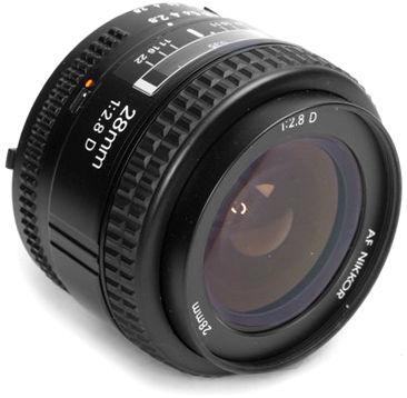 Nikon AF NIKKOR 14mm f/2.8D ED Lens 1925 B&H Photo Video