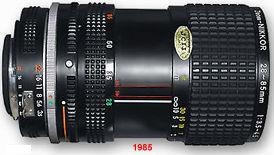 af zoom nikkor 28 85mm f 3 5 4 5 ai s lens group index page rh mir com my best nikon camera for manual focus lenses best nikon manual focus lens