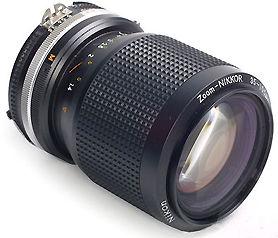 nikon af autofocus zoom nikkor 35 105mm f 3 5 4 5 zoom lens group rh mir com my nikon manual zoom lenses Best Zoom Lenses for Nikon