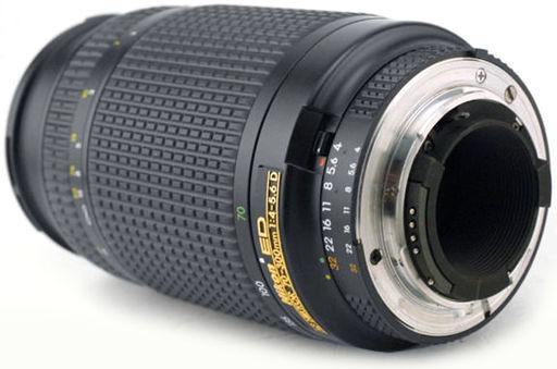 nikkor autofocus af zoom nikkor 70 300mm f4 5 6d ed telephoto zoom rh mir com my nikon 70-300 vr dimensions nikon 70-300 vr instruction manual