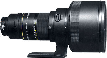 Nikkor Manual Focus 400mm Super-Telephoto Lenses