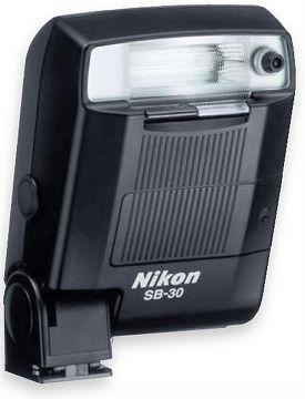 Nikon Sb 30 Af Ttl Speedlight Index Page