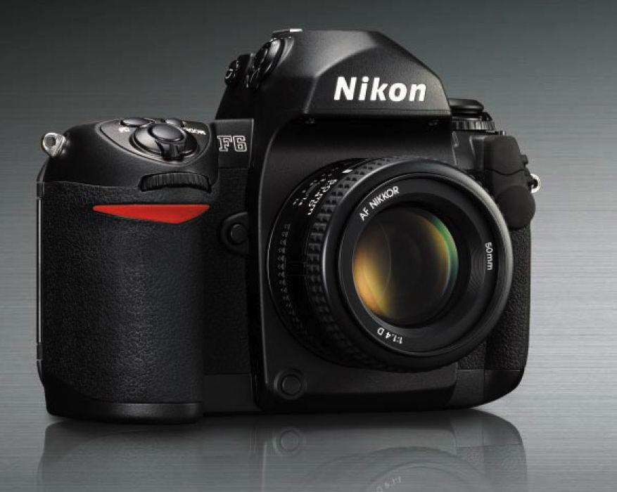 Nikon F6 Modern Classic Slr Series