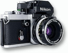 The Nikon F – The 35mm Photographic Legend   arthurpolaroid