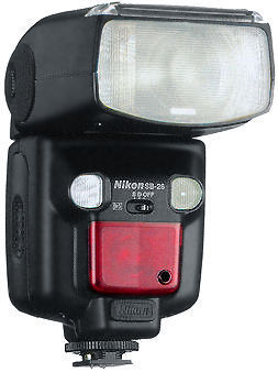 nikon autofocus flash model sb 26 ttl speedlight rh mir com my Flash Nikon SB 25 Flash Nikon SB 25