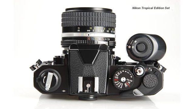 Nikon FM2N Tropical Edition Set - Part II